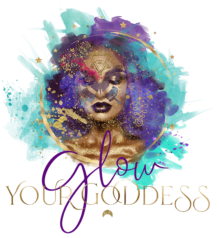 Glow Your Godess Logo